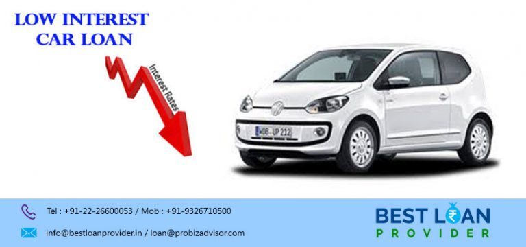 Low-Interest-Car-Loan